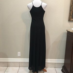 Cachet Dresses - Cachet Black Ball Gown